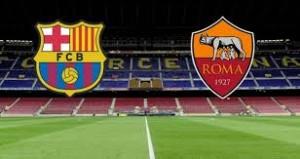 Prediksi 6 agustus 2015 Barcelona vs Roma