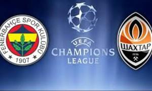 prediksi 6 agustus 2015 Shakhtar Donetsk vs Fenerbahce